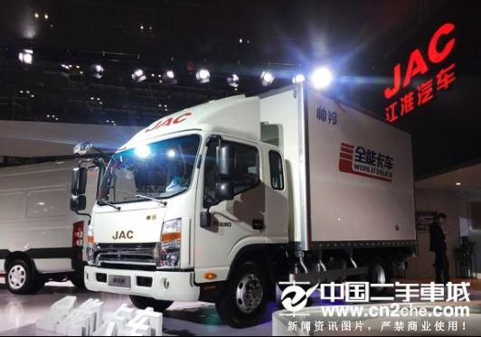 """江淮""""全能卡车"""":中国轻卡的大国崛起"""