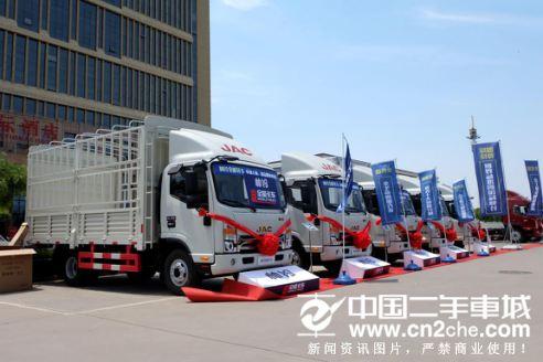 江淮全能卡车:四大体系助力中国物流成本降低