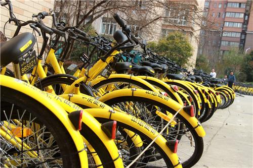 摩拜单车加速国际化进程 ofo受困电子锁还在国内徘徊不前