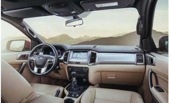 福特撼路者告诉你 SUV和真正越野车的区别