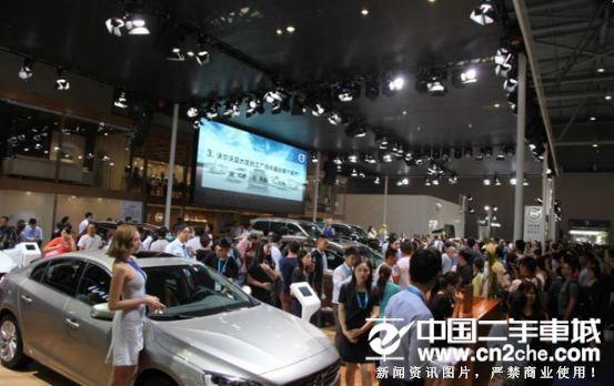 2017中部(武汉)国际汽车博览会盛大开启