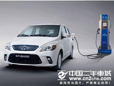 二手车城分享2017年7月新能源汽车销量排行前三车型