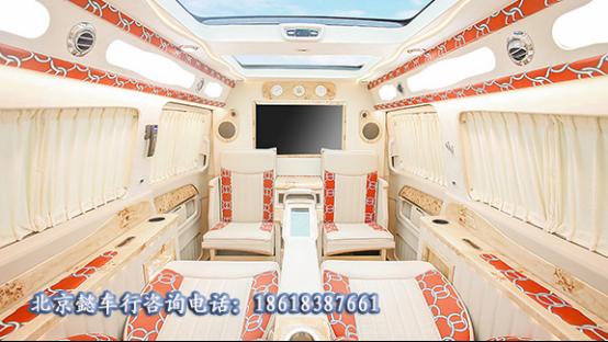 奔驰V260商旅座驾首选内饰引领时尚
