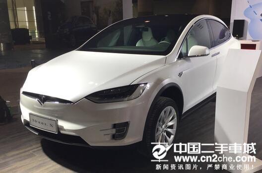 特斯拉Model S/Model X亮相 搭新国标