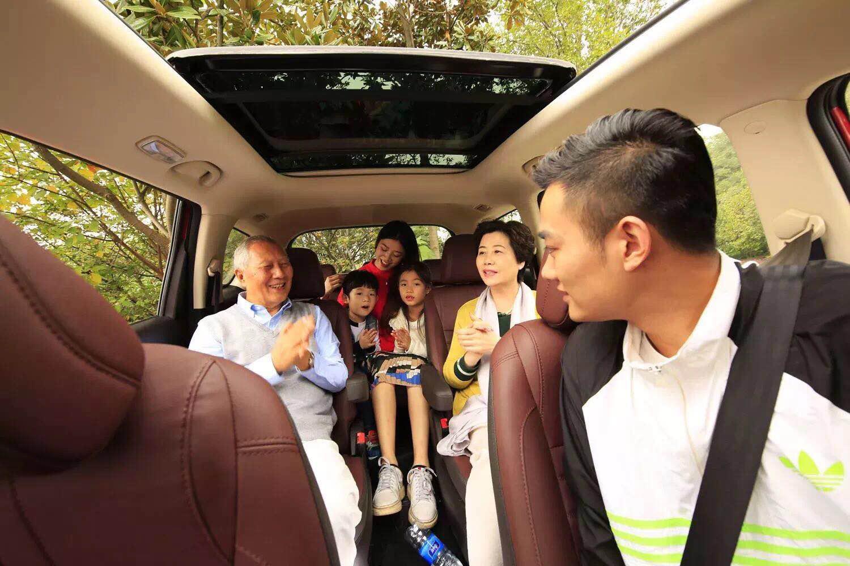 二胎家庭标配 大7座自动挡长安凌轩用实力说话