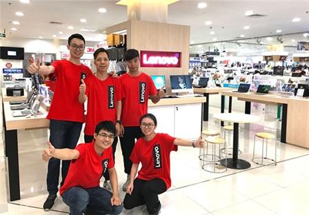 """联想: 一天开五店联想要做中国IT零售界的""""4S店"""""""