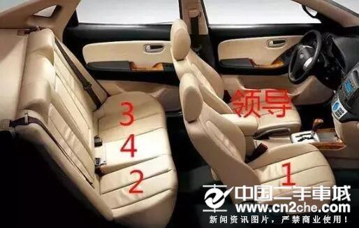 跟领导开车出行位置怎么坐?