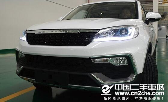 售19.58-21.58万元 猎豹CS9 EV300正式上市
