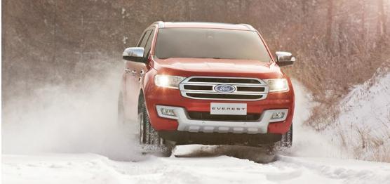 小寒将至 福特撼路者邀你一起开启哈尔滨冰雪之旅
