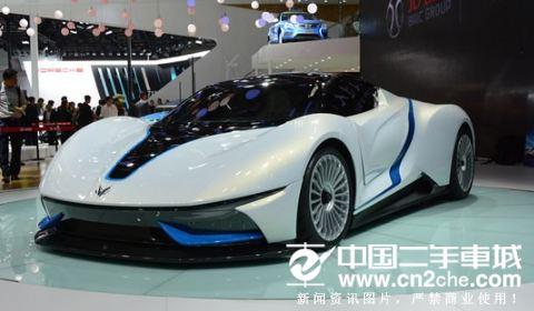 北汽新能源电动跑车将于6月上市 采用订单制生产