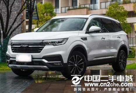 预售7.88-12.38万元 众泰T500将于3月上市