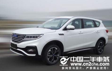 君马全新 SEEK 5谍照曝光 定位中型SUV