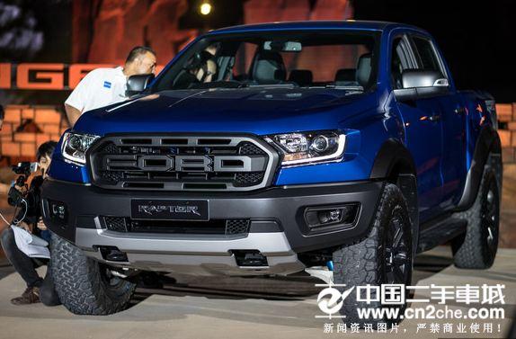 福特全新Ranger Raptor猛禽正式亮相 搭2.0L发动机
