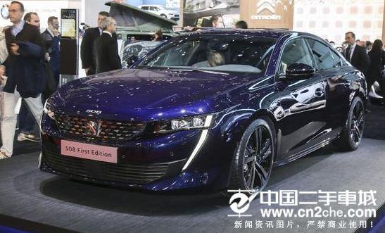 标致新一代508将于明年年初上市 搭1.6T发动机