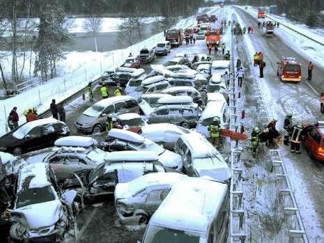 德国车祸和新西兰车祸报道