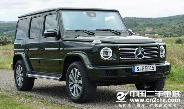 全新一代G级正式上市 售价158.88-244.88万元