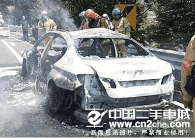 韩国起火宝马车再增加 官方公布原因有人提出异议