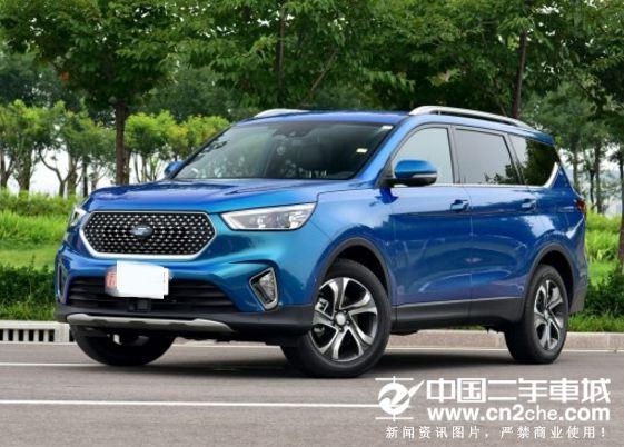 欧尚COS1°(科赛)预售10.38-14.98万元 定位7座中型SUV