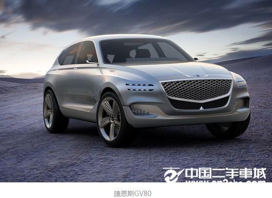 捷恩斯将推首款跨界车型 或2020年初亮相