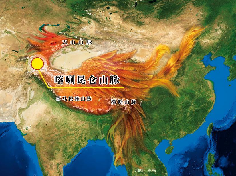 纵横中国 途达峰雪天际线之旅