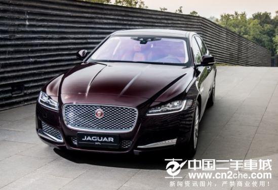 2019款捷豹XFL正式上市 售价38.58-59.38万元