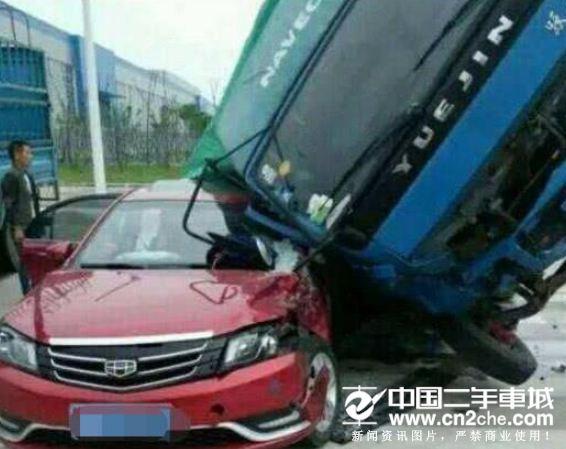 国产车防撞哪家强 哈弗H2/比亚迪和<a href='http://www.cn2che.com/buycar/c0b34c0s0p0c0m0p1c0r0m0i0o0o2' target='_blank'>吉利</a>上榜