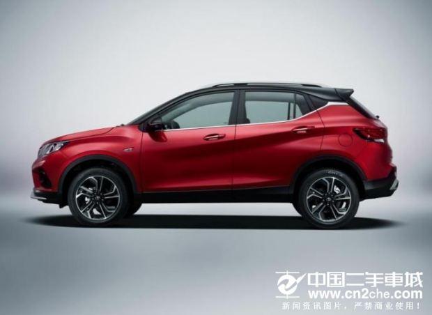 预售6.39-10.59万元 新款DX3将于上海上市