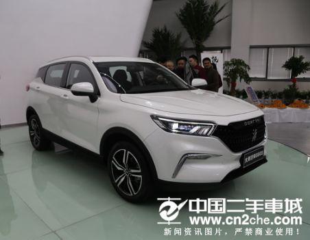 科技感十足   大乘G60s将于上海车展亮相