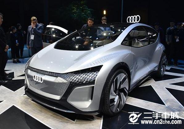 极具未来感   奥迪AI:ME概念车正式亮相