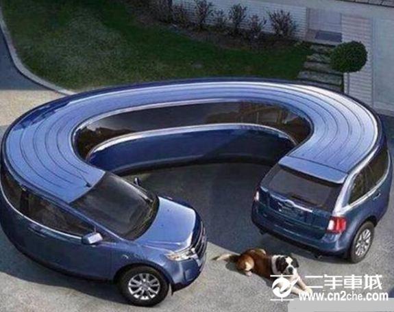 趣味改装汽车分享 你看过这些样子的汽车吗?
