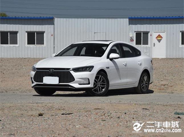 补贴后预售19-20万 秦Pro EV超能版5月16日上市