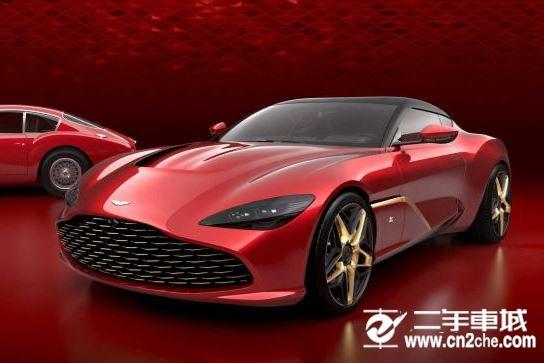 限量19台 阿斯顿·马丁发布DBS GT Zagato官图