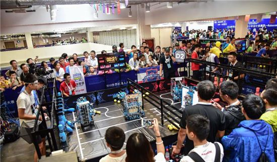 长城汽车迎来2019世界机器人大赛总决赛