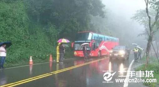 西安旅行团在台湾遭遇车祸   事故致11人受伤