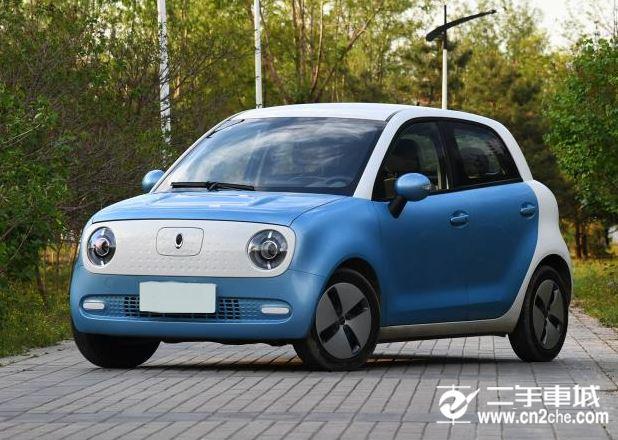 8月27日上市 欧拉R1亲子版新消息