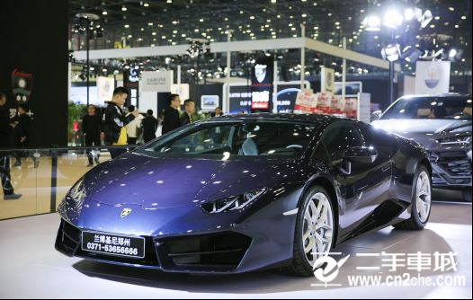超级豪华品牌亮相2019郑州国际车展!
