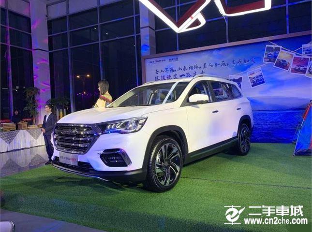 新一代捷途X90升级车型销售 搭载1.5T与1.6T发动机