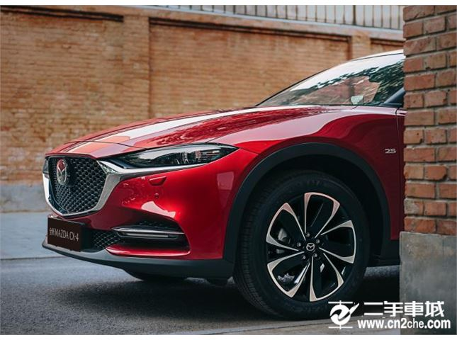 个性更鲜明  新款<a href='http://www.cn2che.com/buycar/c0b18c20035s0p0c0m0p1c0r0m0i0o0o2' target='_blank'>一汽马自达</a>CX-4官图