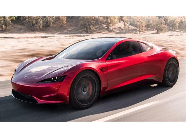 加速能力强悍  特斯拉全新Roadster配置信息