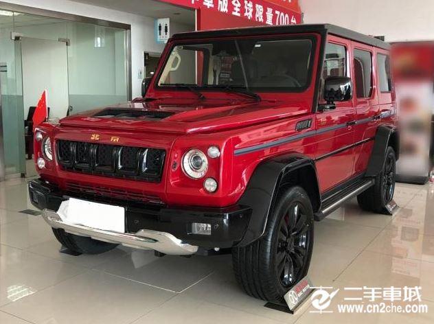限量700台   <a href='http://www.cn2che.com/buycar/c0b163c0s0p0c0m0p1c0r0m0i0o0o2' target='_blank'>北京</a>BJ80特别版正式上市