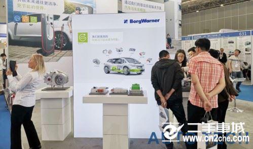 TECH 2020 中国国际新能源汽车技