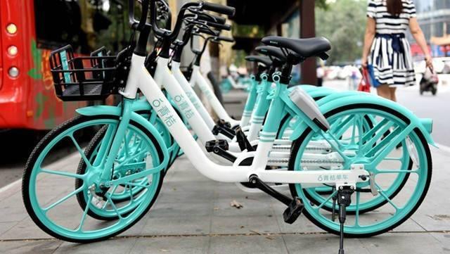 青桔单车悄悄涨价不通知 再也没有便宜的单车骑了