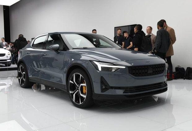 沃尔沃Polestar 2<a href='http://www.cn2che.com/buycar/c0b21382c21383s0p0c0m0p1c0r0m0i0o0o2' target='_blank'>电动车</a>开始制造
