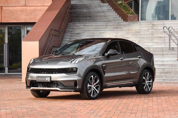 新款领克05对外开售 新车报价19万左右