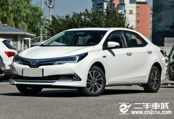 售21.48万元   卡罗拉双擎E+新车型上市