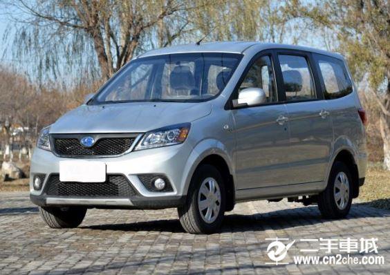 售4.48万元   北汽昌河M50S国六版上市