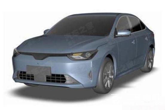 预计5月份亮相  威马<a href='http://www.cn2che.com/buycar/' target='_blank'>汽车</a>7系专利图