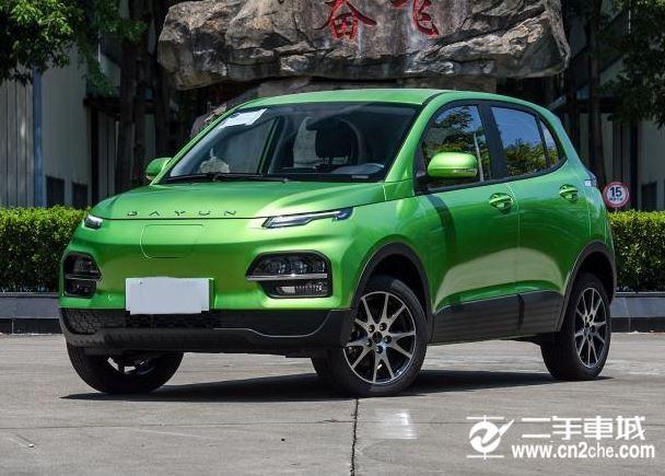 定位纯电动小型SUV  大运悦虎ES3正式上市