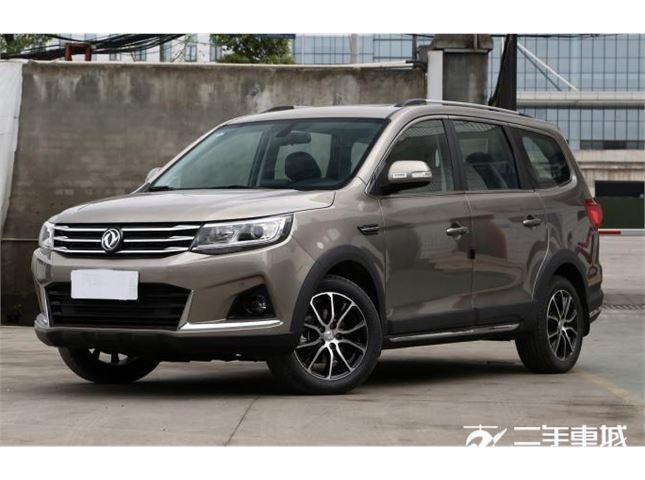 售6.59万元  东风风行SX6国六版新车型上市