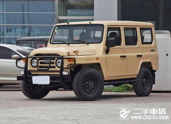 售8.78万起   <a href='http://www.cn2che.com/buycar/c0b14c20026s0p0c0m0p1c0r0m0i0o0o2' target='_blank'>北汽</a>制造新款BJ 212车型上市